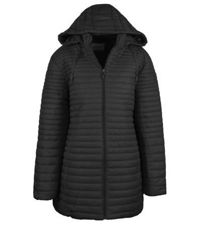 Damska pikowana kurtka przejściowa