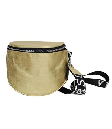 Elegancka pojemna torba saszetka kuferek