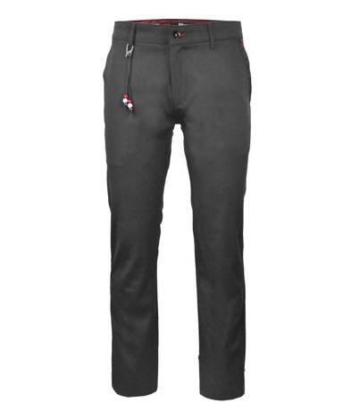 Klasyczne eleganckie proste spodnie męskie