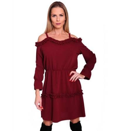 Kobieca sexi sukienka na ramiączka Roxi