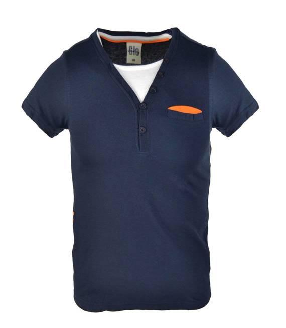 Stylowy młodzieżowy t-shirt chłopięcy