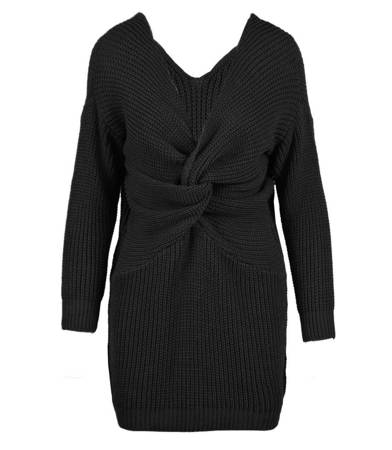 Wspaniała sukienka sweter MUST HAVE